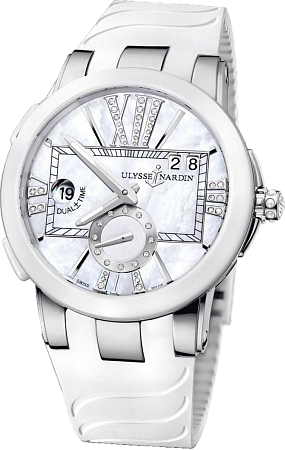 Ulysse Nardin Executive Dual Time Lady 243-10/691