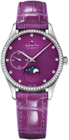 Zenith ELITE Lady Moonphase 16.2310.692/92.C750
